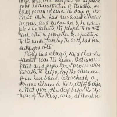 Catalog of Portraits, 1909-1911, 1929 [page 81]