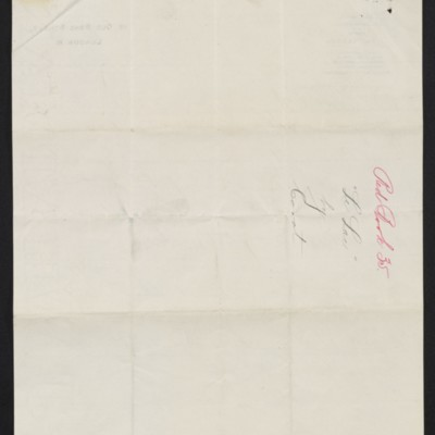 Letter from Charles S. Carstairs to [Henry Clay] Frick, 31 August 1906 [page 4 of 4]