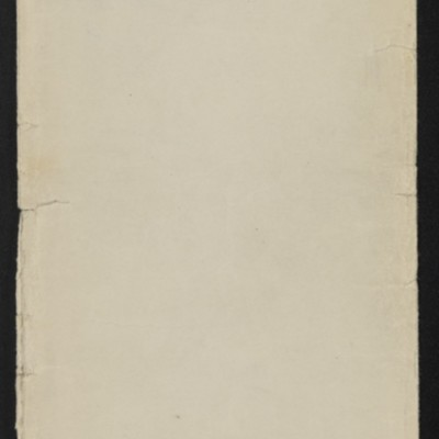 Envelope for documents re works purchased 21 May 1918, 1918