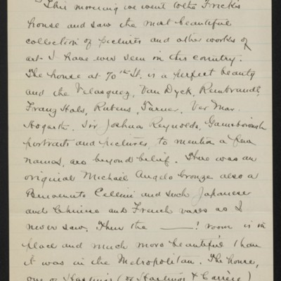 Letter from Slason Thompson to [Alice] Braddel, 12 February 1919 [page 2 of 4]
