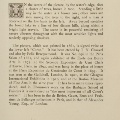 Paintings in the Collection of Henry Clay Frick, 1915 [page 117]