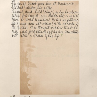 Catalog of Pictures, 1910, 1929 [page 1]