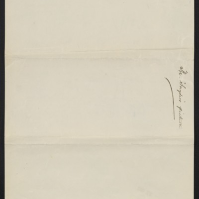 Copy of a letter from Charles Carstairs to [Henry Clay] Frick, 7 September 1909 [back]