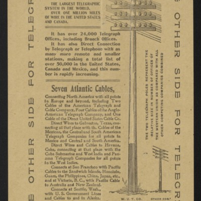 Cable from [Charles S.] Carstairs to [Henry Clay Frick], 25 June 1908 [back]