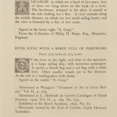 Paintings in the Collection of Henry Clay Frick, 1915 [page 53]