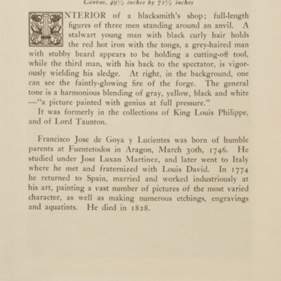 Paintings in the Collection of Henry Clay Frick, 1915 [page 71]