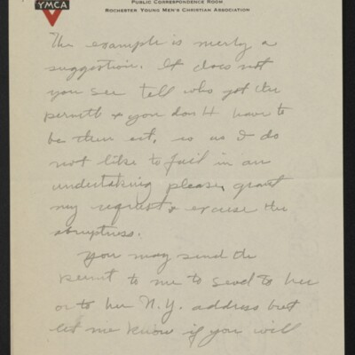 Letter from Arthur Fitch Campbell to Henry C. Frick, 19 December 1918 [page 5 of 6]