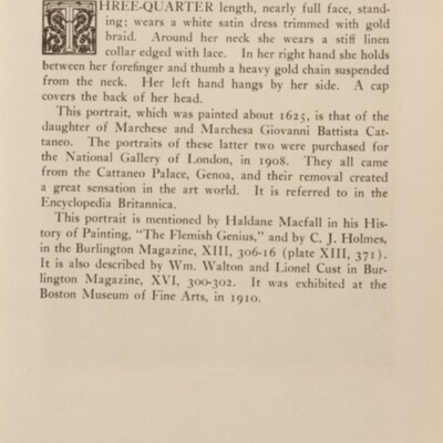 Paintings in the Collection of Henry Clay Frick, 1915 [page 19]