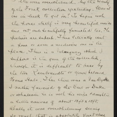 Letter from Slason Thompson to [Alice] Braddel, 12 February 1919 [page 3 of 4]