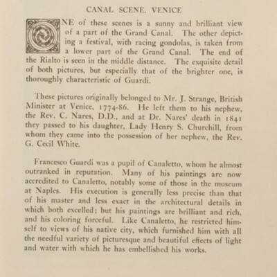 Paintings in the Collection of Henry Clay Frick, 1915 [page 39]