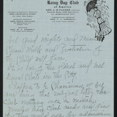 Letter from Edith M. Bridge to J. Howard Bridge, 3 February, 1918 [page 2 of 3]