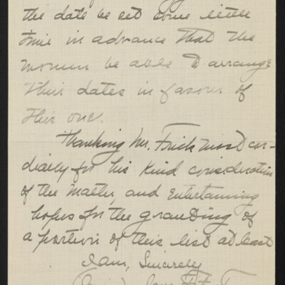 Letter from Jane Fitz Turner to J. Howard Bridge, 31 January 1918 [page 8 of 15]