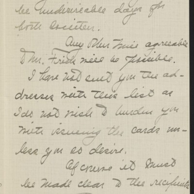 Letter from Jane Fitz Turner to J. Howard Bridge, 31 January 1918 [page 6 of 15]
