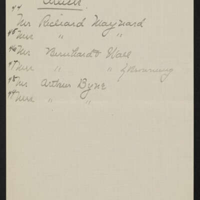 Letter from Jane Fitz Turner to J. Howard Bridge, 31 January 1918 [page 13 of 15]