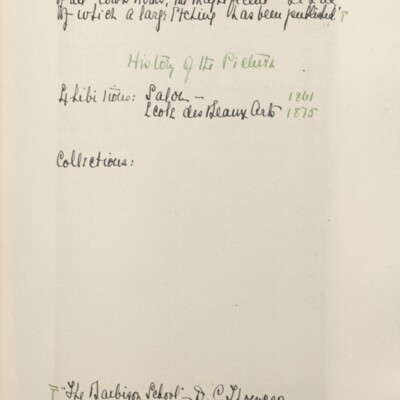 Catalog of Pictures, 1910, 1929 [page 43]