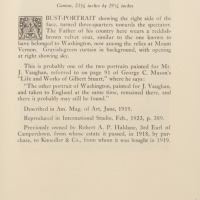 Paintings in the Collection of Henry Clay Frick, 1925 [page 163]