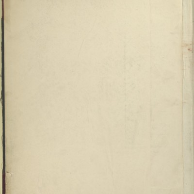 Bill Book No. 2, Inside Front Cover
