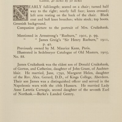 Paintings in the Collection of Henry Clay Frick, 1915 [page 65]