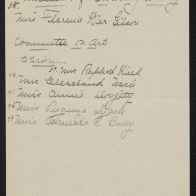 Letter from Jane Fitz Turner to J. Howard Bridge, 31 January 1918 [page 12 of 15]