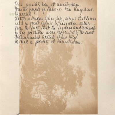 Catalog of Pictures, 1910, 1929 [page 7]
