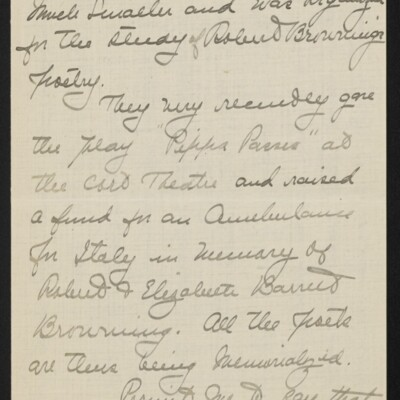 Letter from Jane Fitz Turner to J. Howard Bridge, 31 January 1918 [page 5 of 15]