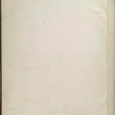 Bill Book No. 2, Index Z