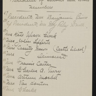 Letter from Jane Fitz Turner to J. Howard Bridge, 31 January 1918 [page 11 of 15]