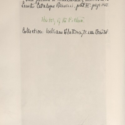 Catalog of Pictures, 1910, 1929 [page 8]