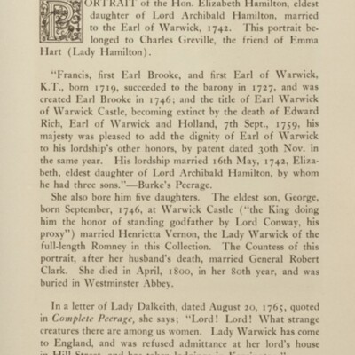 Paintings in the Collection of Henry Clay Frick, 1915 [page 149]