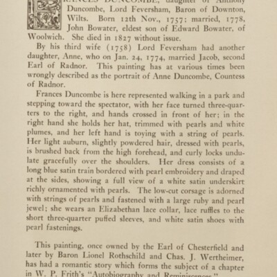 Paintings in the Collection of Henry Clay Frick, 1915 [page 127]