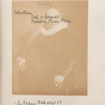 Catalog of Portraits, 1909-1911, 1929 [page 111]