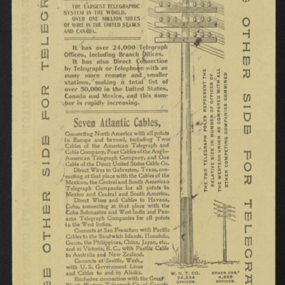 Cable from [M. Knoedler & Co.] to [Henry Clay Frick], 2 October 1909 [back]