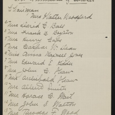 Letter from Jane Fitz Turner to J. Howard Bridge, 31 January 1918 [page 9 of 15]