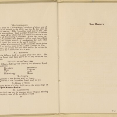 Directory of the New York Browning Society, Tenth Season, 1916-1917 [page 17 of 23]