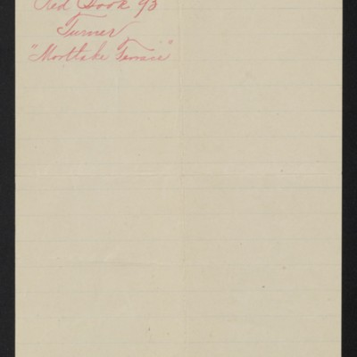 Draft of cable from [Henry Clay] Frick to M. Knoedler & Co., 27 May 1909 [back]
