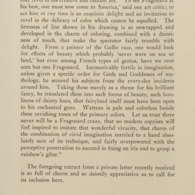 Paintings in the Collection of Henry Clay Frick, 1915 [page 113]